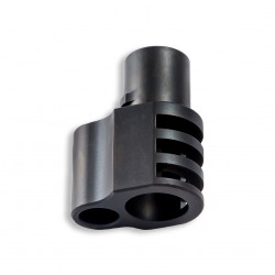 PUNISHER Muzzle Brake [Government Size] BLACK
