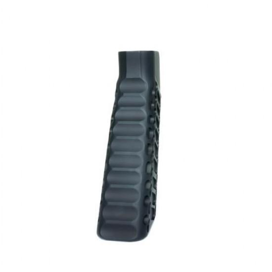 AR-15 Aluminum Grip -Cobra BLACK