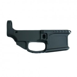 AR-15 80% BILLET Stripped Lower Receiver BLACK