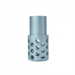 CASTLE Muzzle Brake [Government Size] SATIN