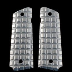 GRENADE - Full Size 1911 Grips BRUSHED