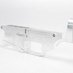 AR-10 80% BILLET Stripped Lower Receiver Raw