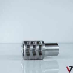 Predator Muzzle Brake [Government Size] -(Stainless)
