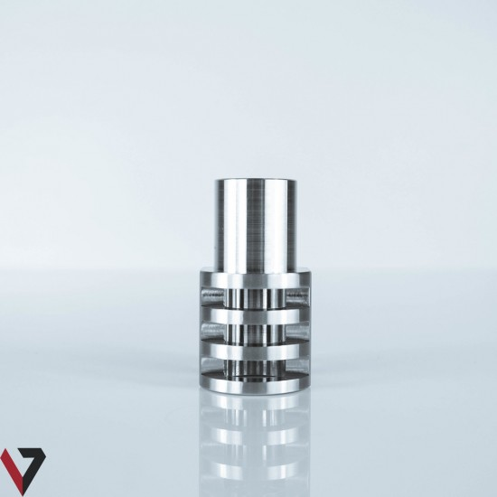 PUNISHER Muzzle Brake [Government Size] Stainless