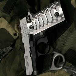 Sig Sauer P238 Grips (BRUSHED)