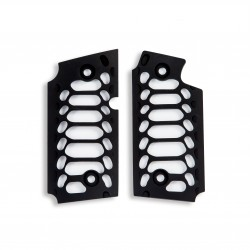 Sig Sauer P238 Grips (COBRA SKELETON  BLACK)