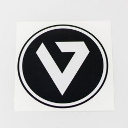 Valkyrie Badge Vinyl Sticker