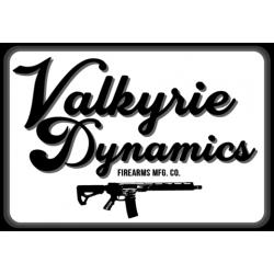 Valkyrie Dynamics Firearms MFG. Sticker