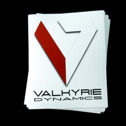 Valkyrie Dynamics 4x5 Sticker