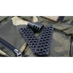 [BLACK] Punisher Muzzle Brake + [BLACK] The Hive + FREE Spring Plug
