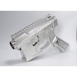 AR-15 80% ASSEMBLY BILLET Lower/UPPER/GRIP Receiver Raw