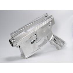 AR-15 80% ASSEMBLY BILLET Lower/UPPER/GRIP Receiver Raw
